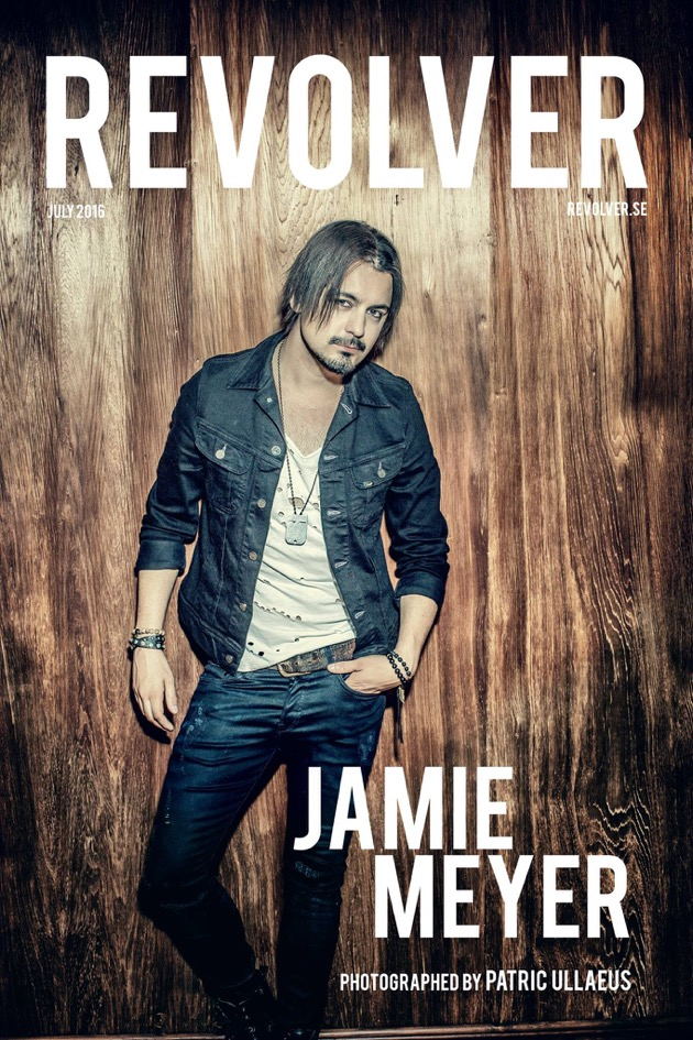 Jamie Meyer Revolver Cover July 2016
